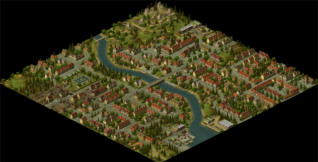 Altstadt Map Screenshot